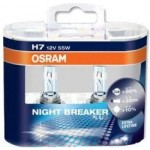 OSRAM Żarówki H7 NIGHT BREAKER - PLUS Box 2